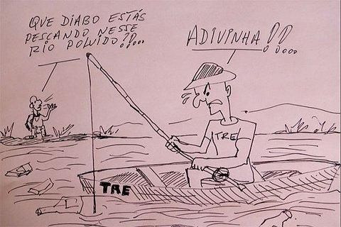 ELEIÇÕES 2014: PESCADORES PERSISTENTES...