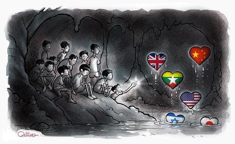 A Tailândia é logo ali - Por Domingues Jr.