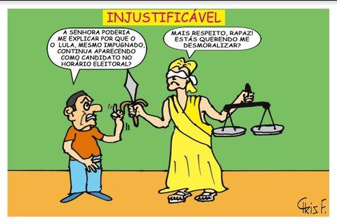 INJUSTIFICÁVEL