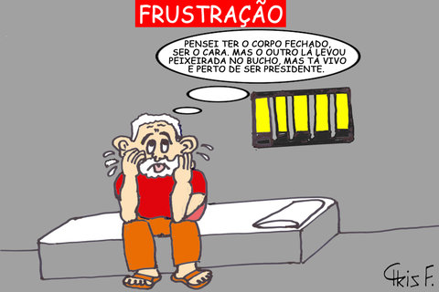 FRUSTRAÇÃO