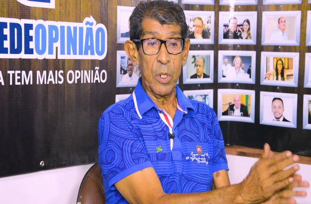 Valter Santos fala do orgulho da família estar presente no esporte (VÍDEO)