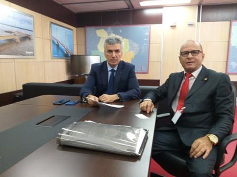 Ferroviários obtêm apoio decisivo do DNIT para vistoria técnica nos trechos da madeira Mamoré até Guajará-Mirim