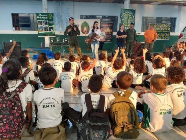 O Projeto de Lei Nº 252/2019 de autoria do Governo do Estado de Rondônia institui a Política Estadual de Educação Ambiental - Gente de Opinião