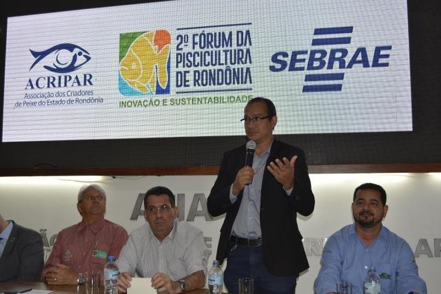 Criação de peixes tem apoio do projeto Piscicultura no Estado de Rondônia - Gente de Opinião