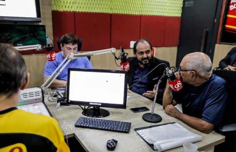Em entrevista, presidente Laerte Gomes destaca Reforma Administrativa na Assembleia