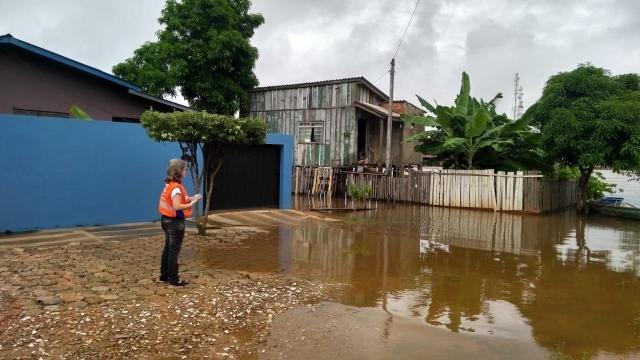 Defesa Civil de Ji-Paraná monitora bairros que estão sob risco de enchente - Gente de Opinião
