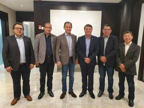 Paulo Skaf declara apoio ao II Festival Tambaqui da Amazônia em São Paulo