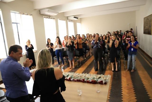 Prefeito Hildon Chaves e primeira-dama Ieda Chaves homenageiam mulheres - Gente de Opinião
