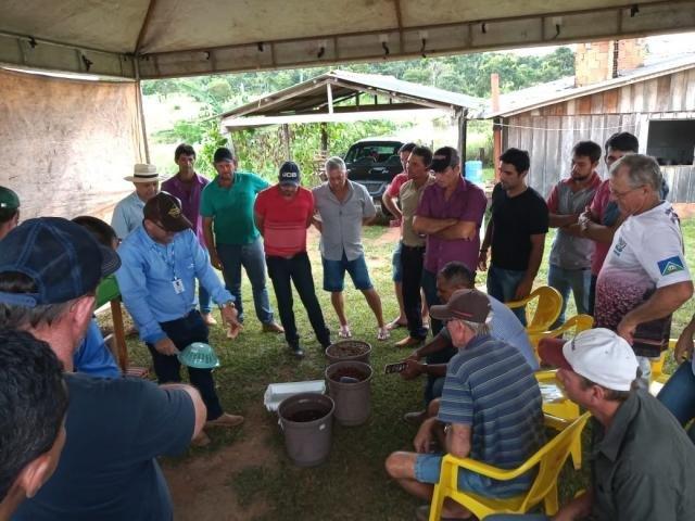 Boas práticas no manuseio do café são apresentadas em Dia de Campo - Gente de Opinião