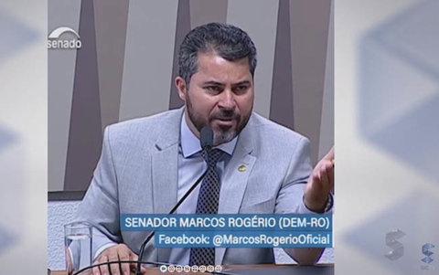 Marcos Rogério é decisivo no novo marco regulatório do setor elétrico