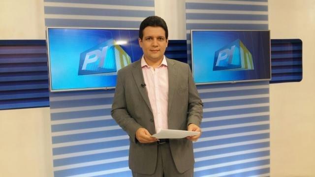 O jornalista Marcelo Magno. Infectado pelo coronavírus após apresentar o 'Jornal Nacional'. (Imagem: divulgação/TV Clube) - Gente de Opinião
