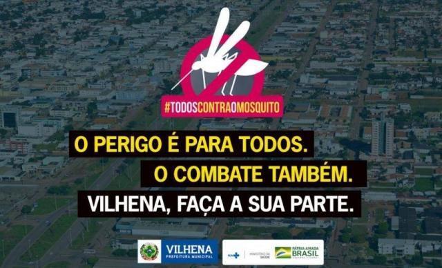Especialistas alertam contra a dengue em Vilhena: campanha começa nesta quarta-feira, 25 - Gente de Opinião