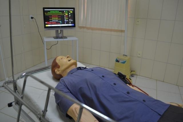 Boneco Clínico da FIMCA é usado para treinamento em Guajará-Mirim - Gente de Opinião
