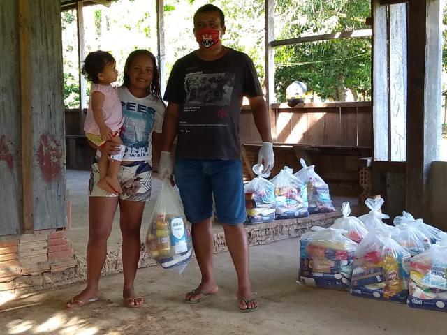 Comunidades indígenas são beneficiadas pela Campanha SOS.RO - Gente de Opinião
