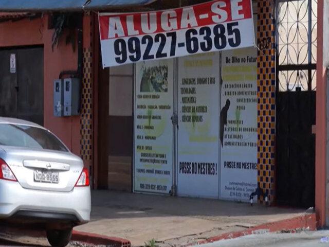 Porto Velho: empresários e trabalhadores do comércio temem novo fechamento