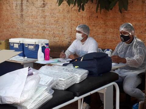 Campanha contra a gripe termina nesta terça-feira, 30 de junho em Porto Velho
