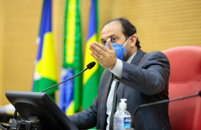 Deputado Laerte Gomes é contra o fechamento do comércio em todo o Estado