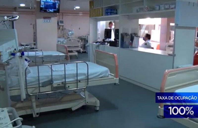 Estado Rondônia anuncia a instalação de mais 17 leitos de UTI para atender pacientes da Covid-19