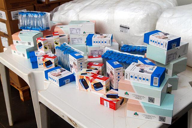 Santo Antônio Energia entrega materiais para a Prefeitura de Porto Velho usar no combate ao Covid - Gente de Opinião