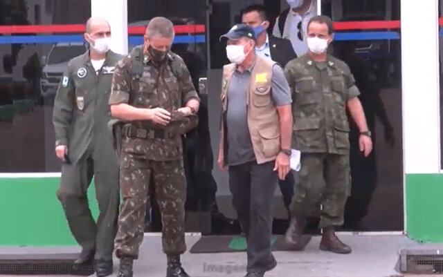 Ministro da Defesa visita Porto Velho e faz balanço da 2ª fase da Operação Verde Brasil - Gente de Opinião