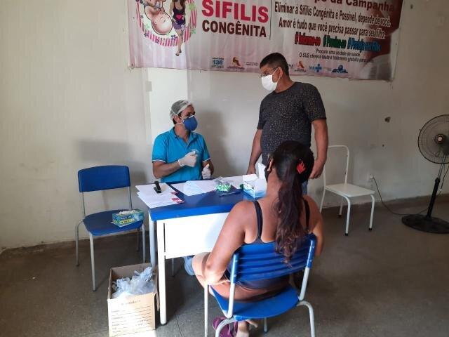 Prefeito Lucivaldo Fabrício em visita ao a Unidade Santa Isabel - Gente de Opinião