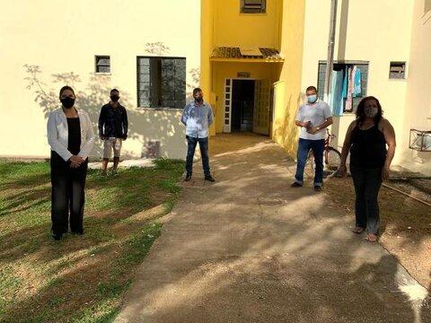Após intervenção de Cristiane Lopes, moradores do Cidade de Todos IX retornam para os apartamentos
