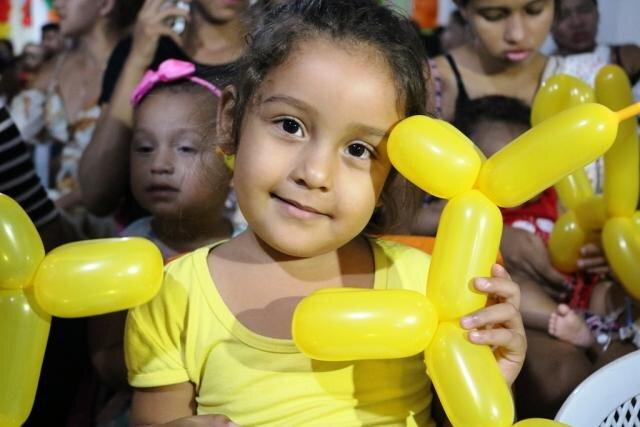 O Programa Criança Feliz atende crianças de 0 a 3 anos ou até 6, no caso de deficientes físicas proporcionando o desenvolvimento saudável - Foto:  Ítalo Ricardo - Gente de Opinião