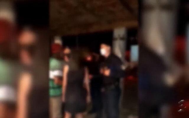 Polícia acaba com festa clandestina em Ji-Paraná e policial é agredido - Gente de Opinião