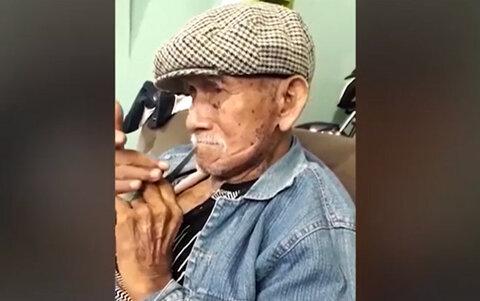 A história do seu Ricardo que aos 96 anos venceu o coronavírus