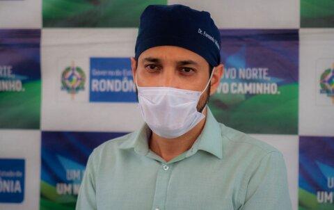 Secretário de Saúde Fernando Máximo é internado na UTI