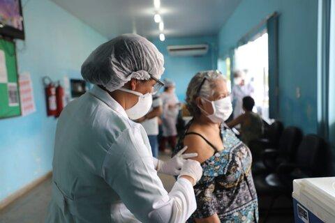 Semusa abre vacinação para outros públicos até 24 de julho