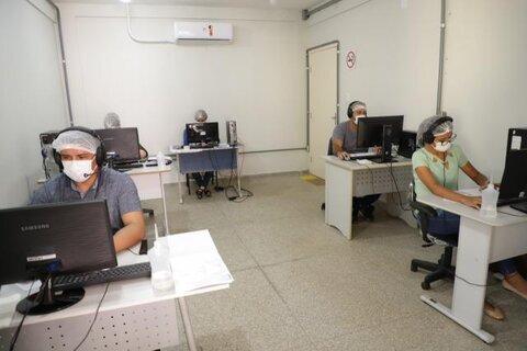 Mais de 40 pacientes, diariamente, não atendem retorno do Call Center em Porto Velho