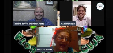 Vereador Waldemar Neto destaca o sucesso do Flor do Maracujá Virtual