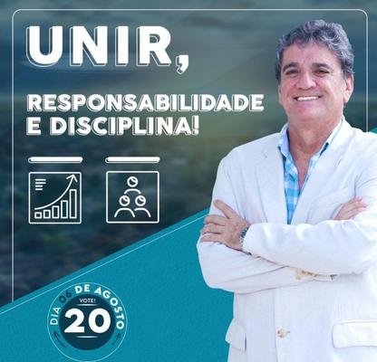 Ferrari se apresenta como candidato a reitor da UNIR