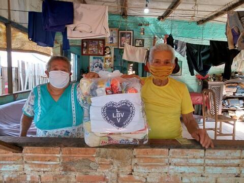 LBV beneficiou mais de 800 famílias em Porto Velho com doações