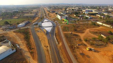 Governo Federal conclui Travessia Urbana de Ariquemes na BR-364/RO