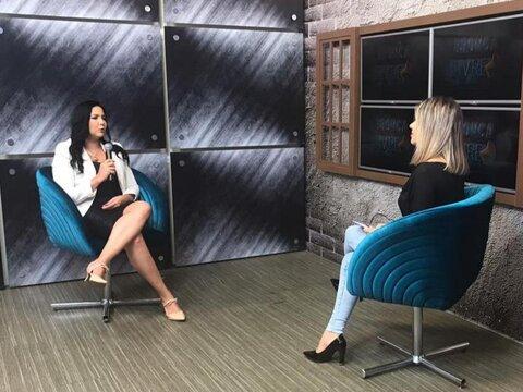 Cristiane Lopes debate sobre pré-candidatura à prefeitura de Porto Velho e ações em meio a pandemia da Covid-19