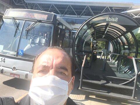 Leonel diz que porto-velhenses merecem equipamentos urbanos tão bons como os de Curitiba