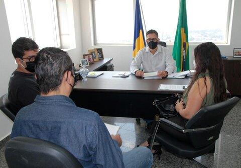 Deputado Anderson Pereira declara apoio aos servidores da Caerd na luta para manter seus empregos