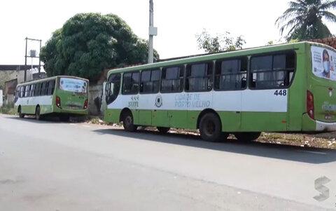 O transporte público pode parar mais uma vez em Porto Velho