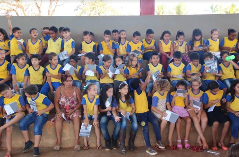 Escola Municipal 3 de  Dezembro - União Bandeirantes