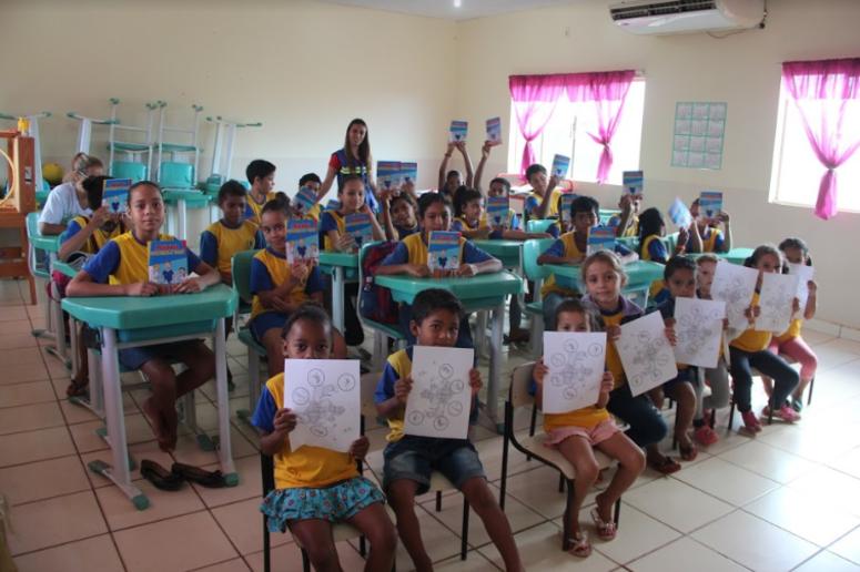 Escola Municipal Olympia Salvatore -Vila Jirau