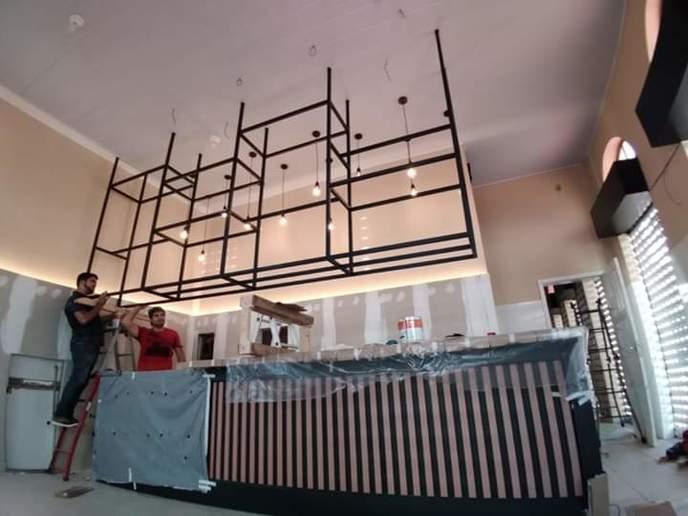 O espaço que foi renovado é contará com climatização, restaurante, choperia e outras lojas.