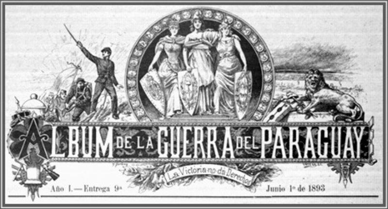 Album de la Guerra del Paraguay