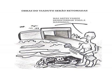 VIADUTOS: VAMOS DESENTERRAR A MANDIGA...