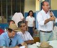 Jesualdo cumpre compromissos em Nova Colina