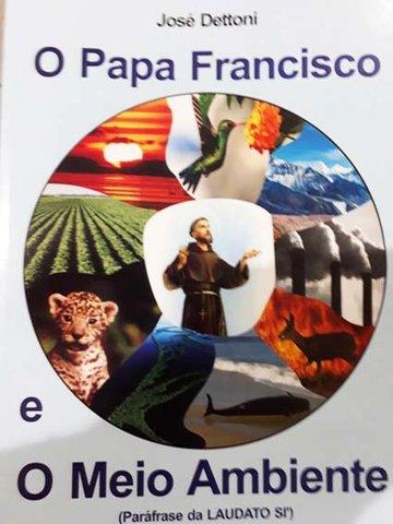 Capa do livro entregue ao Papa - Gente de Opinião