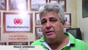Jornalista, editor do portal Rondoniavivo  - Gente de Opinião