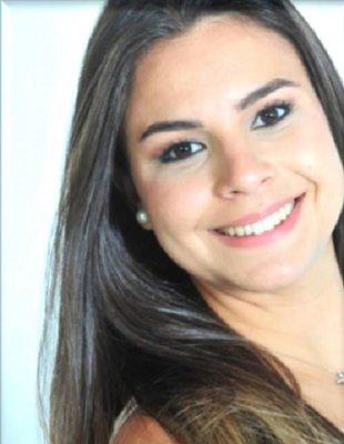 A Tucana Mariana Carvalho não brinca em serviço  - Por Marlene Rolim