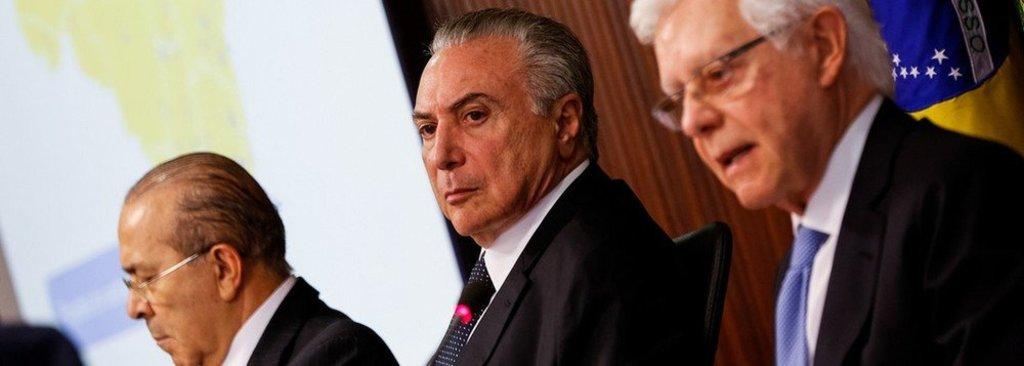 PF pede a quebra de sigilo telefônico de Temer, Moreira e Padilha - Gente de Opinião